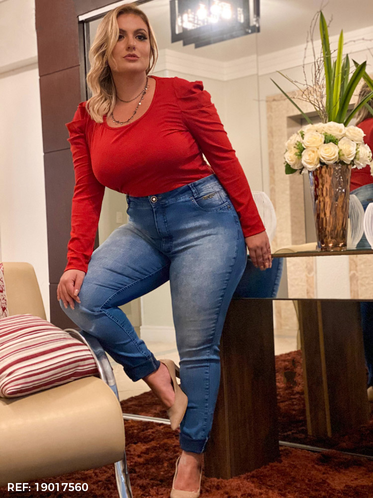 Calça feminina alice