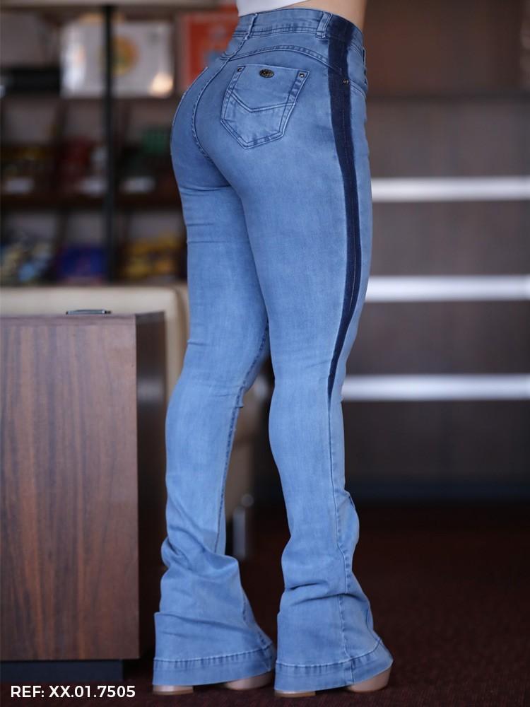 Calça Feminina Gisele Boot Cut