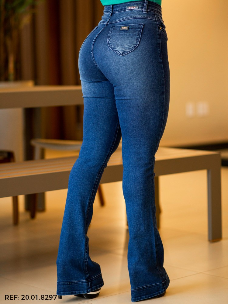 Calça Feminina Juliana Boot Cut