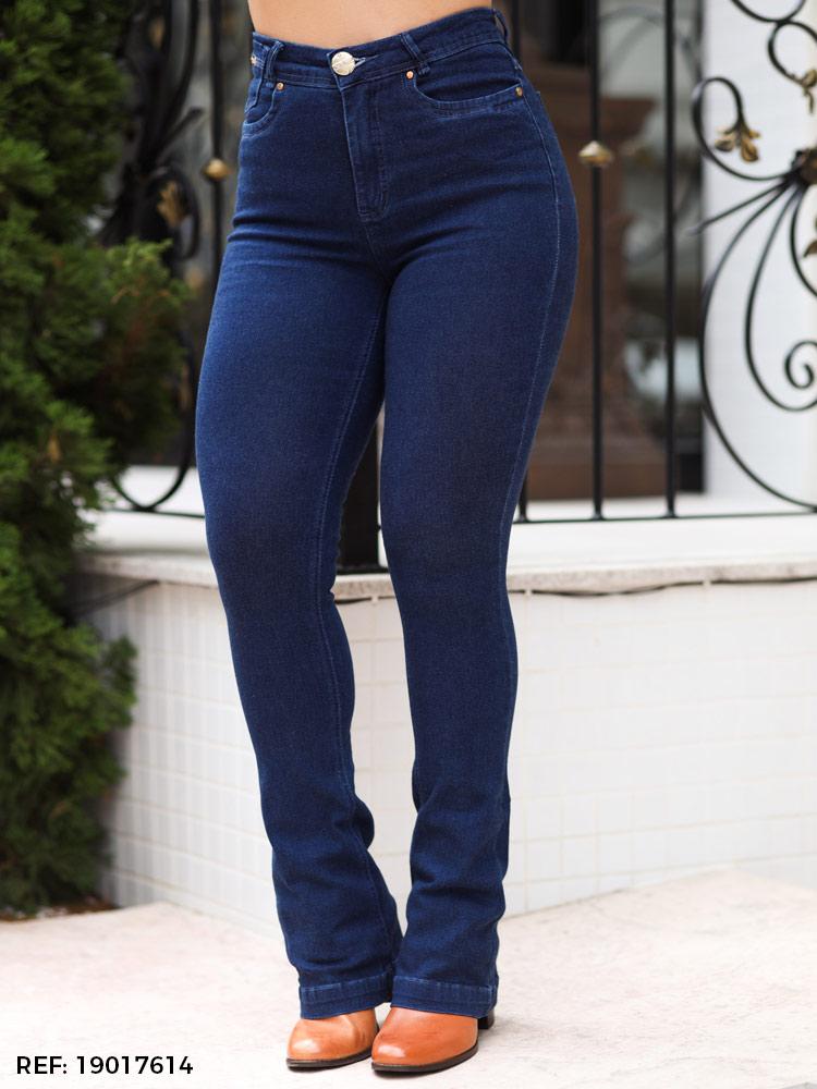Calça feminina juliana boot cut