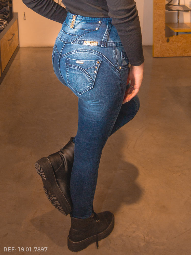 Calça feminina sabrina