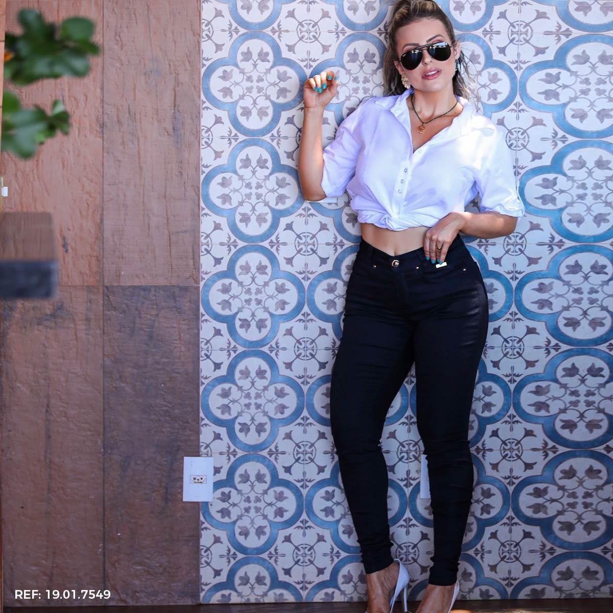 Calça Jeans Especial Edex Jeans FK