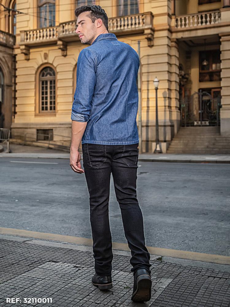 Calça masculina diferenciada