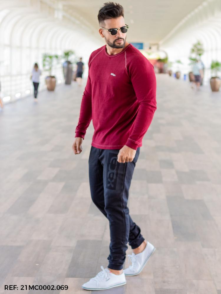 Calça masculina moletom
