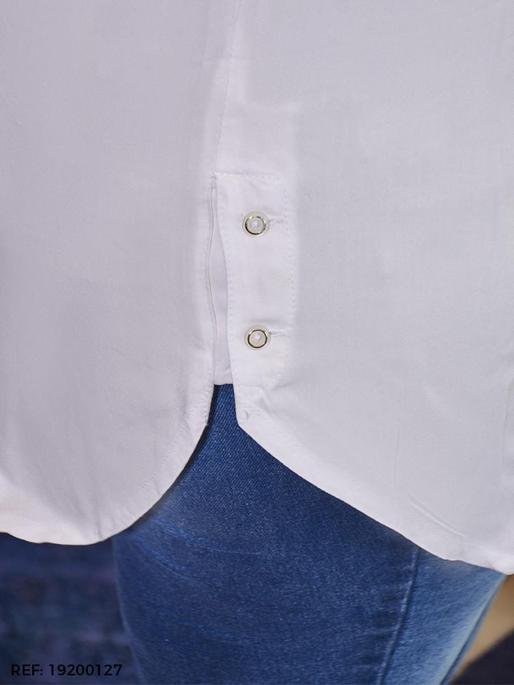 Camisa feminina manga curta