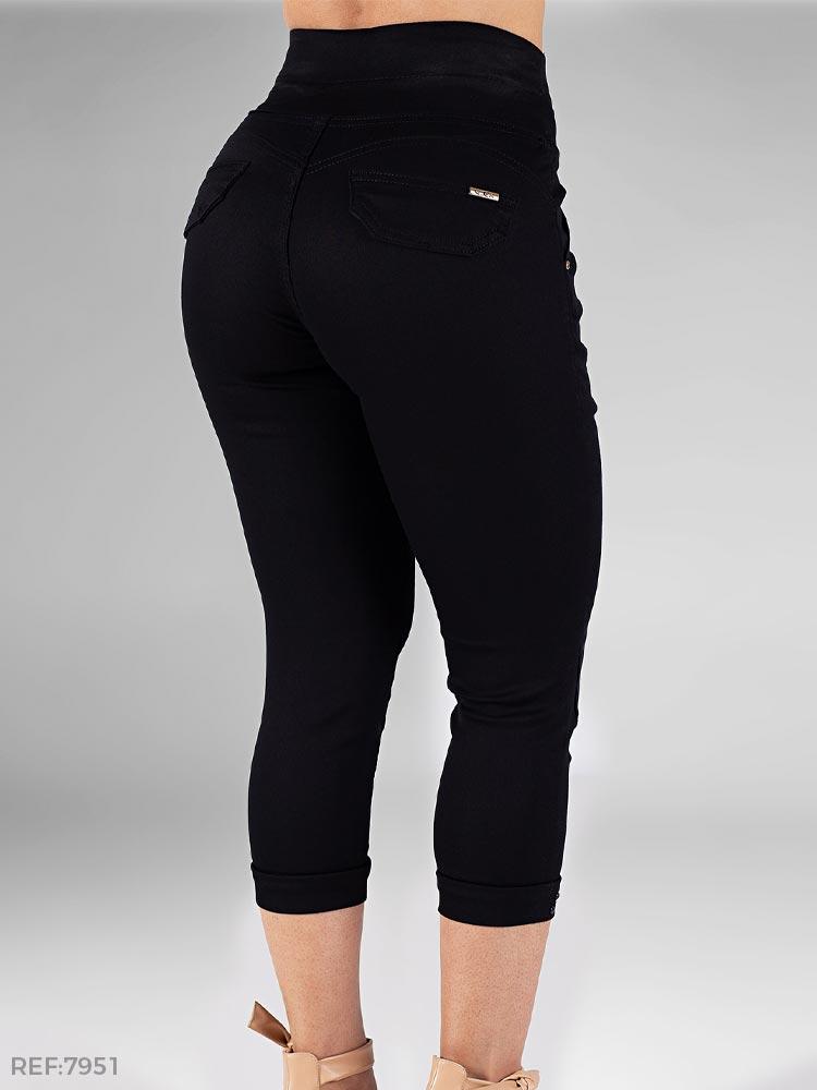 Capri feminina jogging