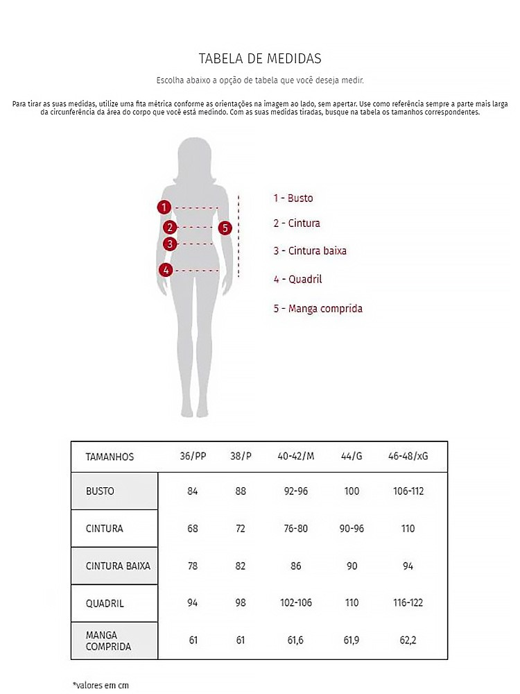 Cigarreti feminina gisele utilitaria