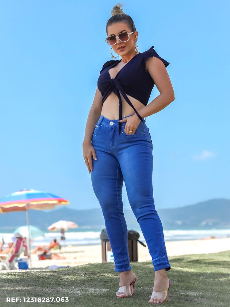 Cropped Feminina Niina