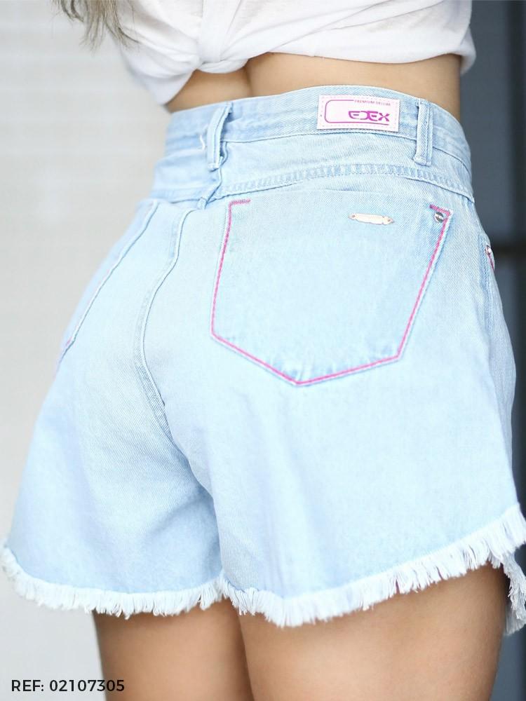 Shorts feminino babaloo
