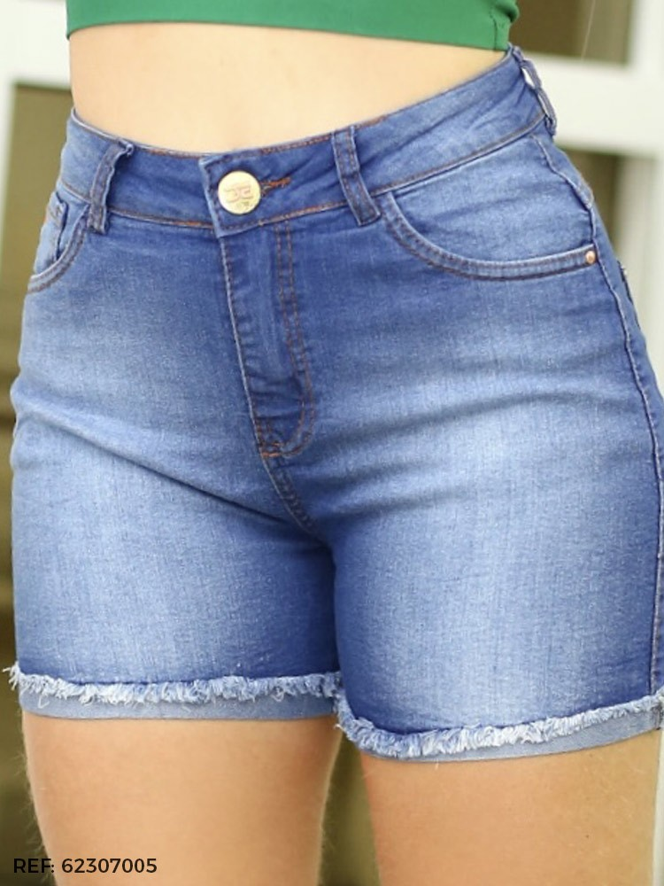 Shorts feminino juliana