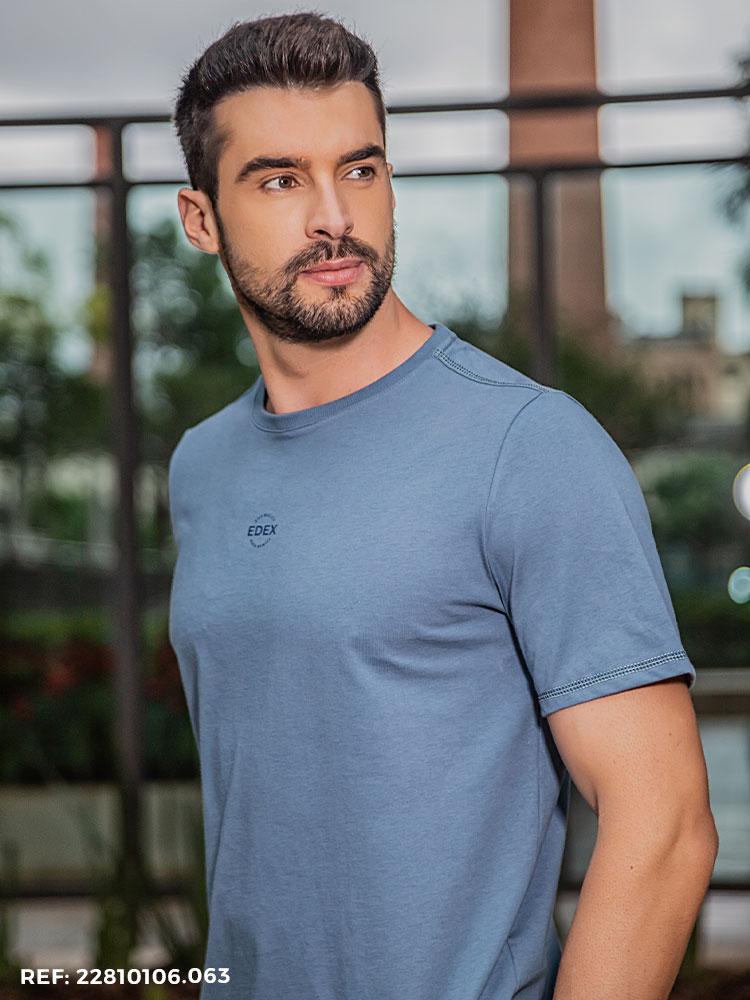 T-Shirt Masculina Casual Mc Eco Nature
