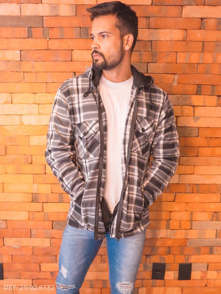 Terc. jaqueta masculina