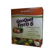 Geoquel Ferro 6 Eddha Fertilizante Mineral Simples 1kg
