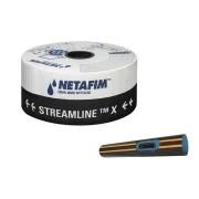 Mangueira De Gotejamento Streamline X Netafim 20-20 cm - 2.600 metros