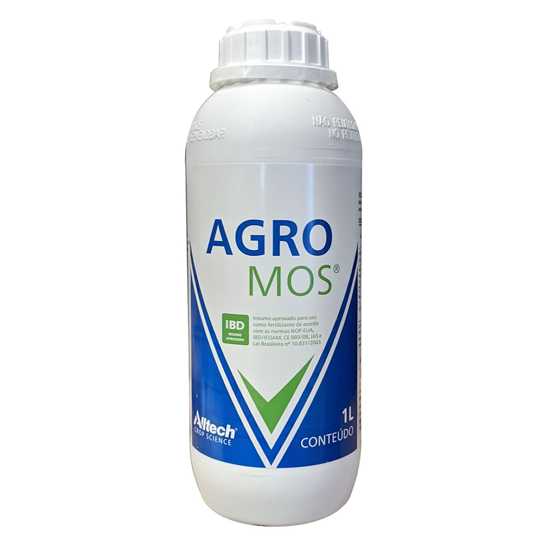 Agro Mos - 1 litro - Alltech