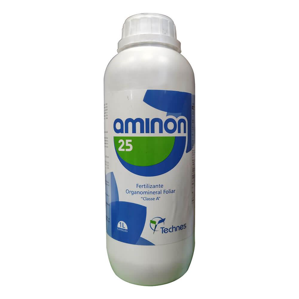 Aminon 25 - Fertilizante Organomineral Foliar - 1 Litro