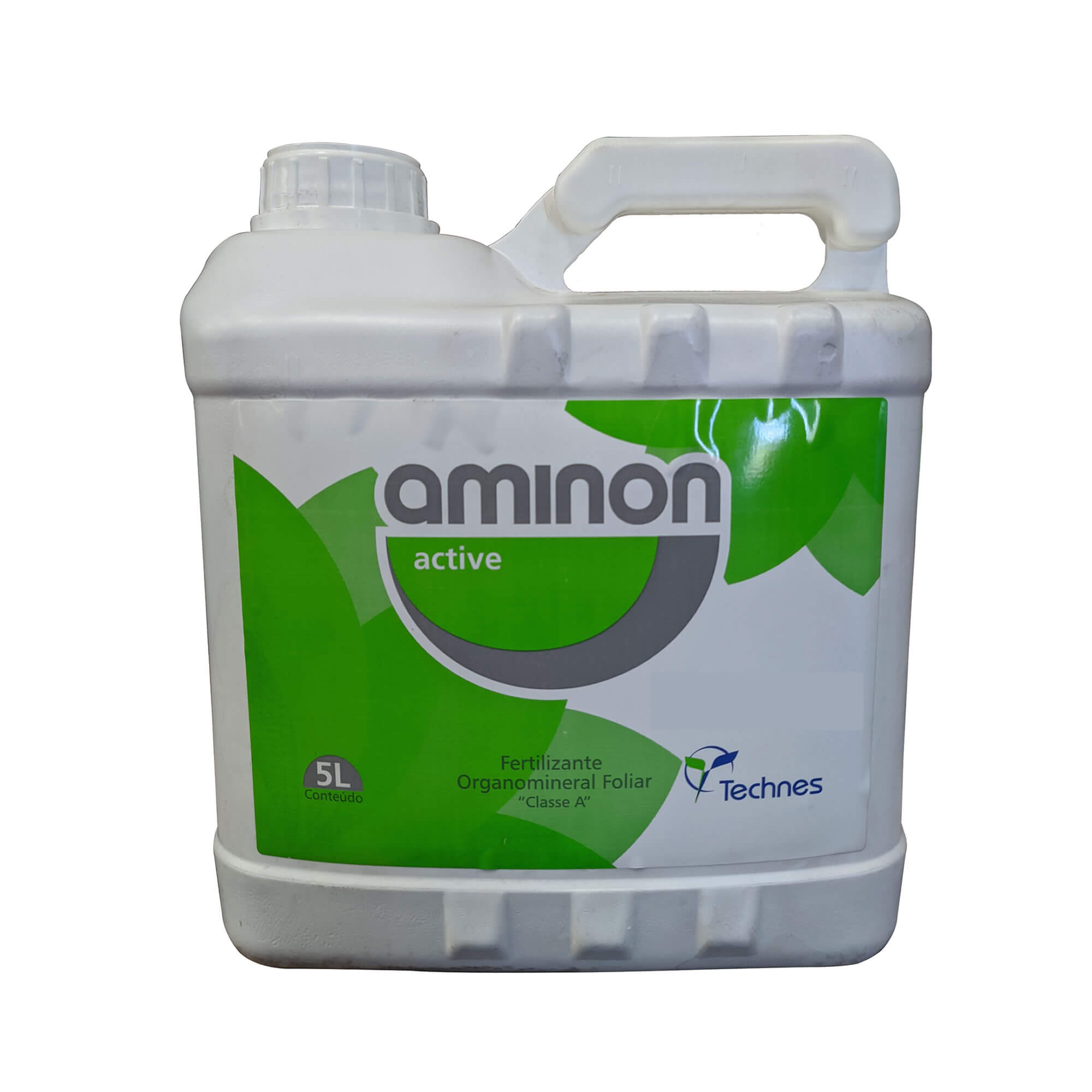 Aminon Active - Fertilizante Organomineral Foliar - 5 litros