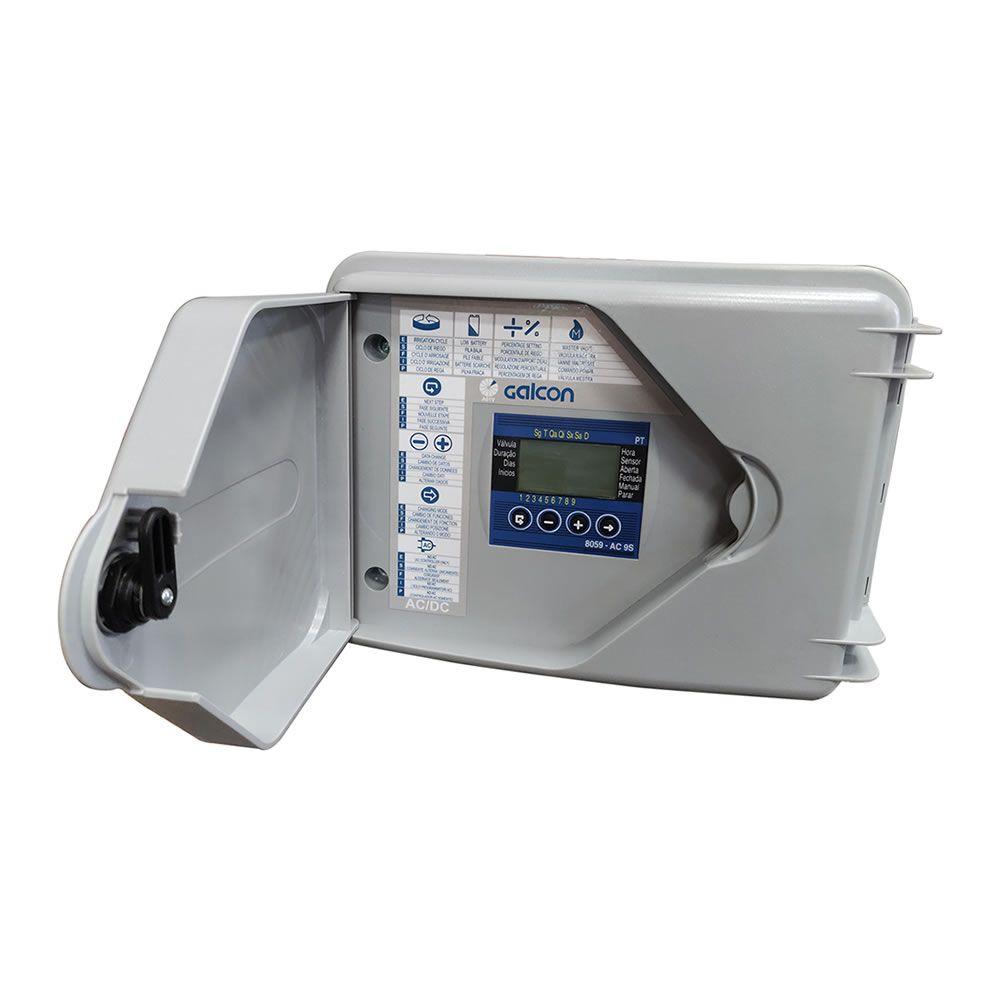 Controlador de Irrigação Galcon 8059S AC-9S
