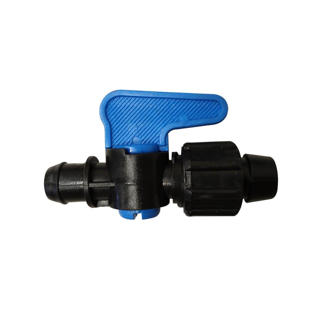 Kit Completo Conexões Para Irrigação Gotejamento - 10 unidades