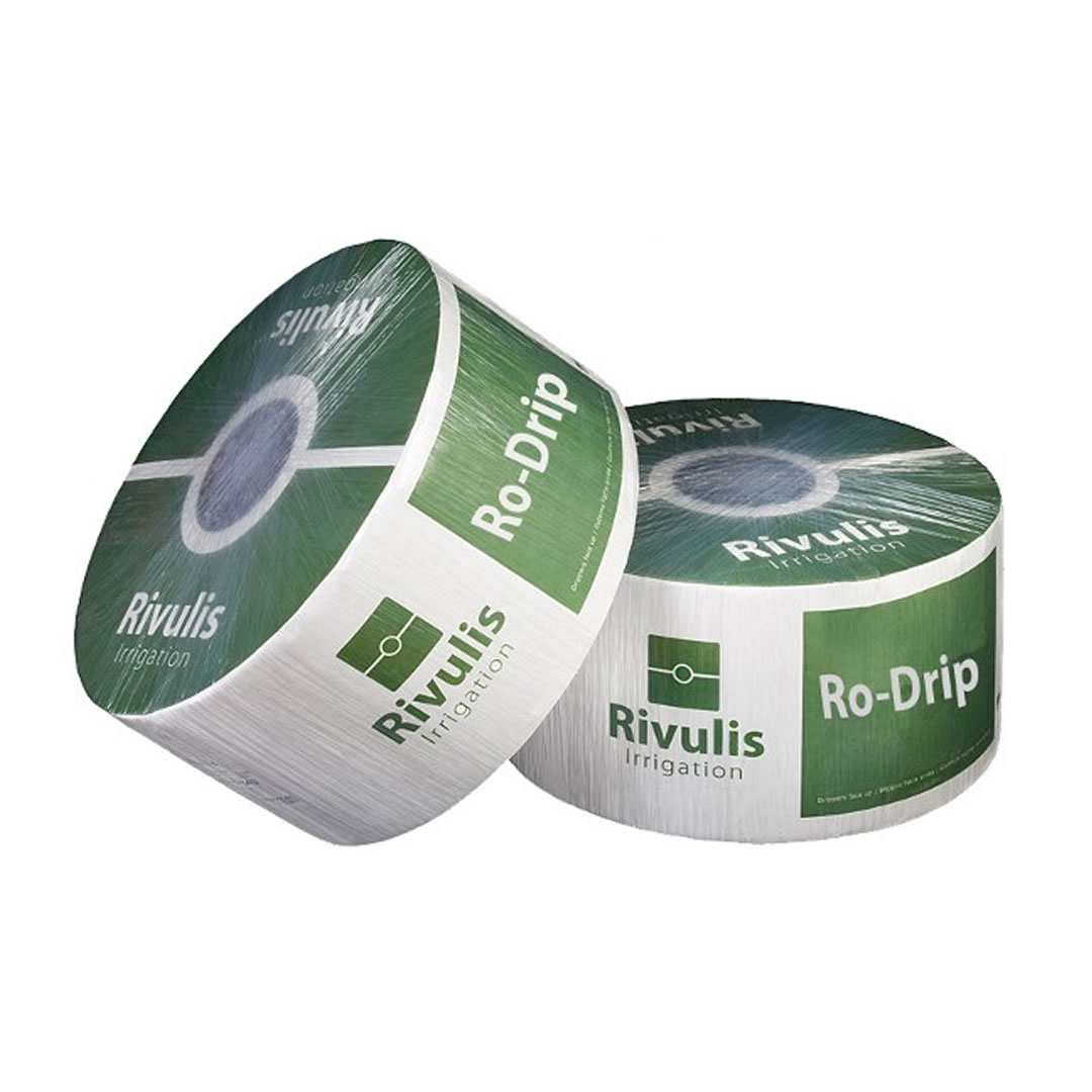 Mangueira De Gotejamento RO-DRIP Rivulis 10-10 cm - 2.290 metros