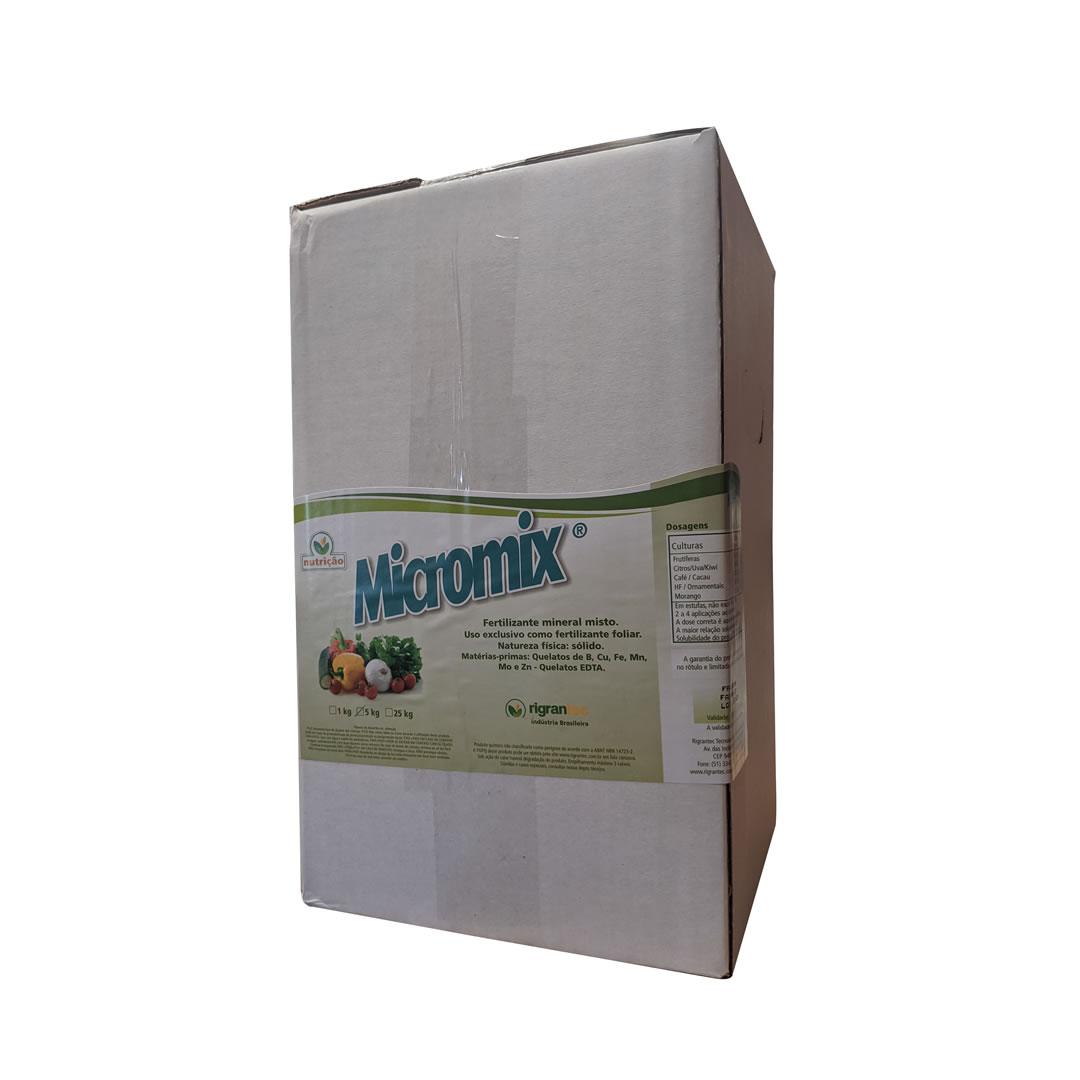 MICROMIX - Micronutrientes Quelatizados - 5 kg