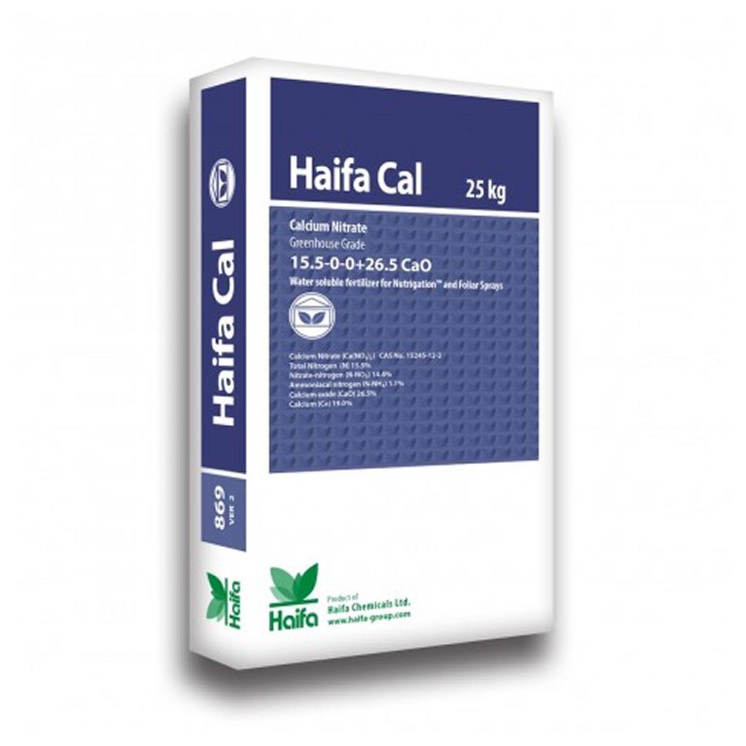 Nitrato de Cálcio - Haifa Cal GG - 25KG