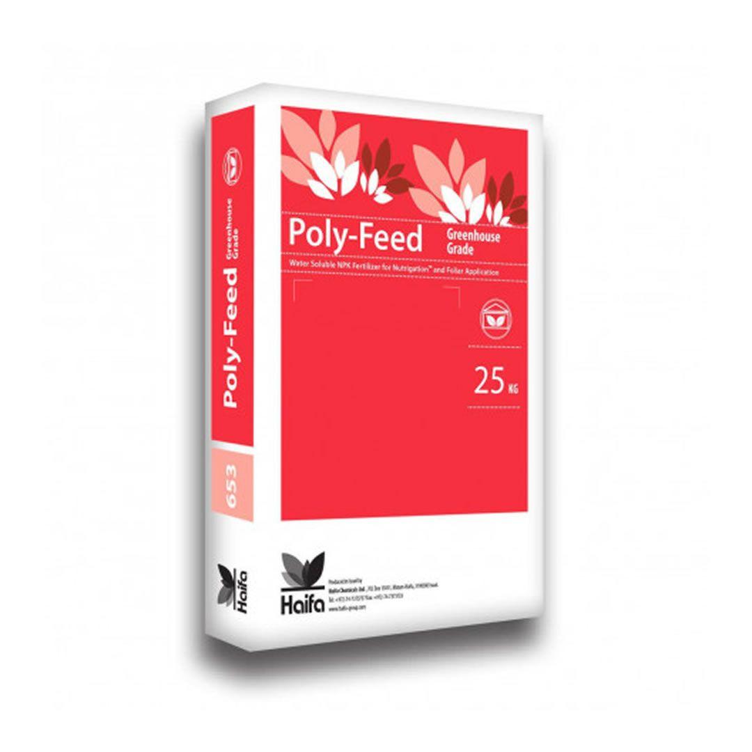 Adubo Poly-Feed 25-05-25 - 25 KG