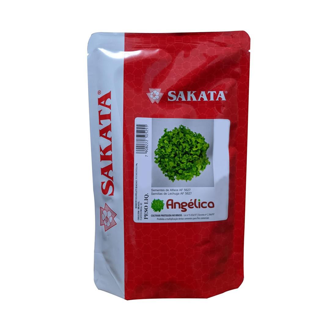 Sementes De Alface Angélica - 25.000 sementes - Sakata