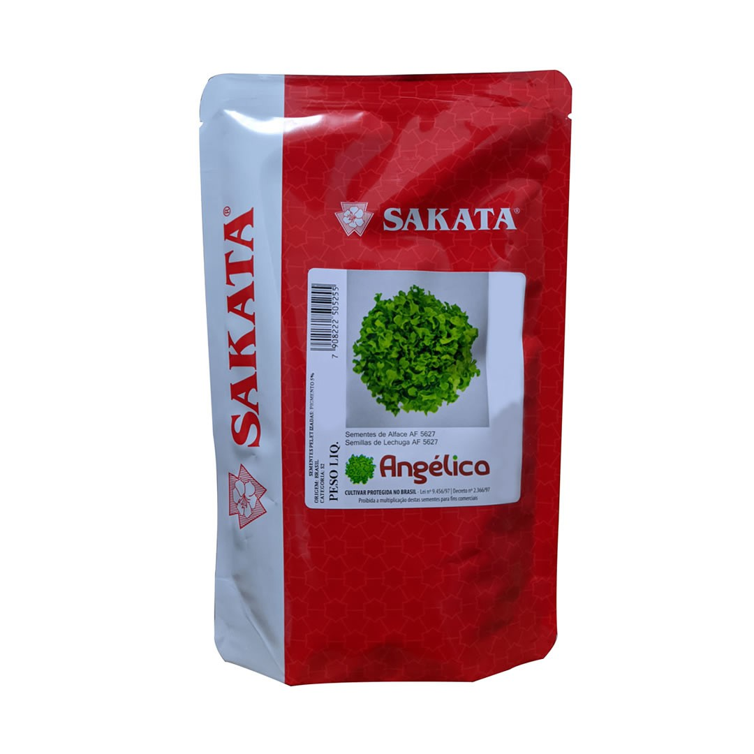 Sementes De Alface Angélica - 7.500 sementes - Sakata