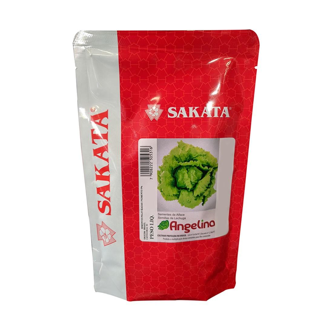Sementes De Alface Angelina - 7.500 Sementes - Sakata