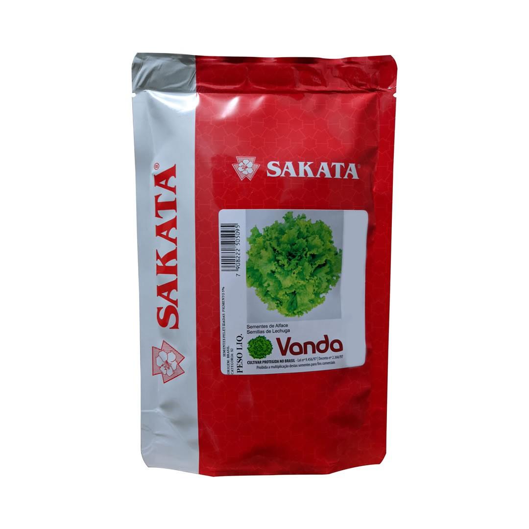 Sementes De Alface Vanda - 7.500 sementes - Sakata