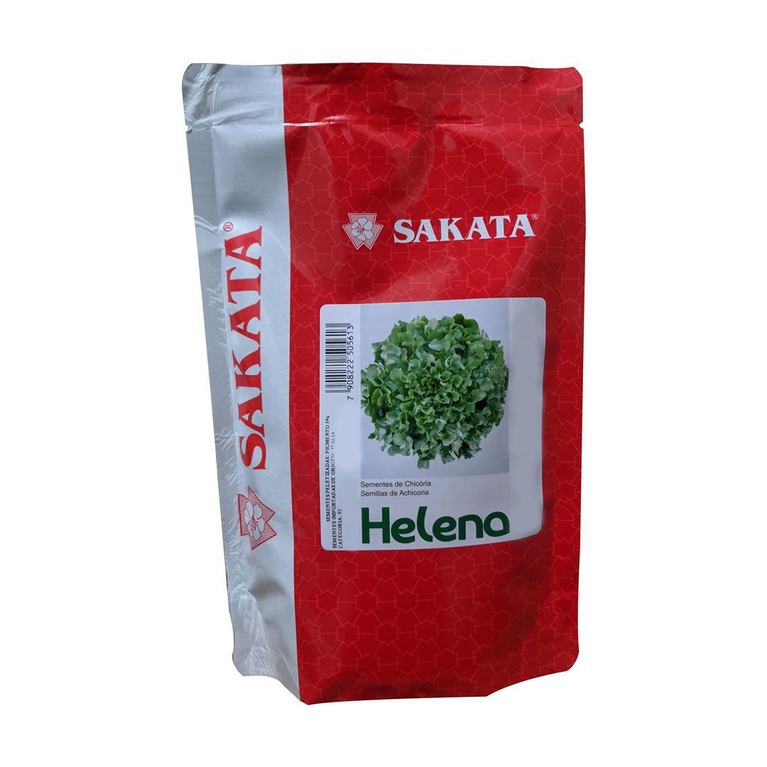 Sementes De Chicória Helena - 7.500 Sementes - Sakata
