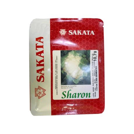 Sementes De Couve-flor Sharon - 2.000 Sementes - Sakata