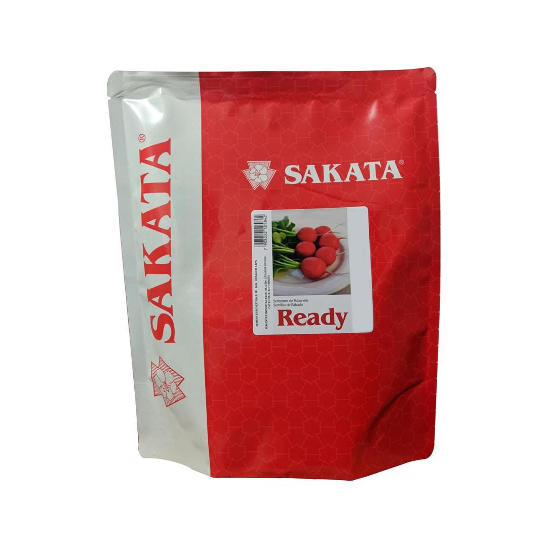 Sementes De Rabanete Ready - 50.000 sementes - Sakata
