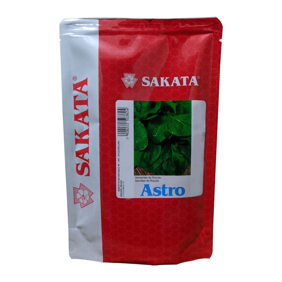 Sementes De Rúcula Astro - 100 gramas - Sakata