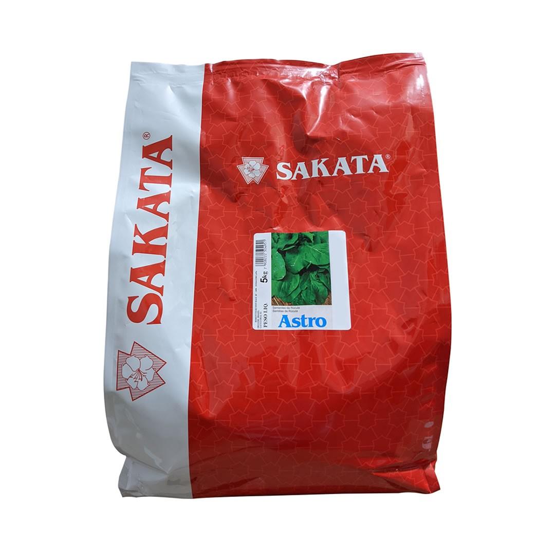 Sementes De Rúcula Astro - 5 kg - Sakata