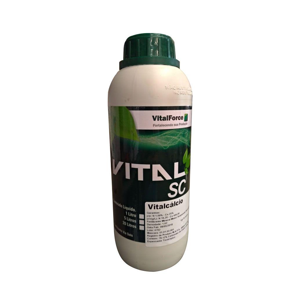 Vital Cálcio - 1 Litro