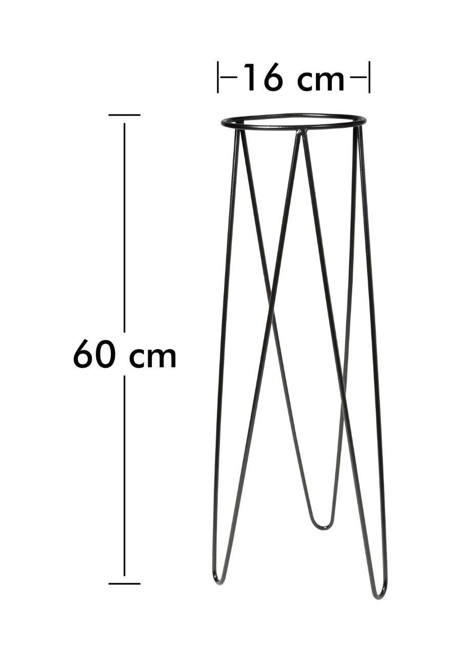 Suporte aramado 60cm - arame reciclado