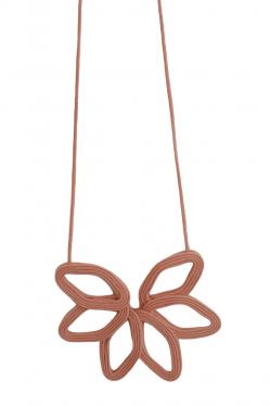 Colar 1449 Design Natural Rosa