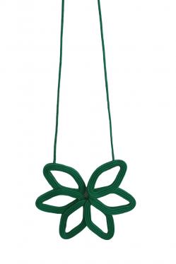 Colar 1449 Design Natural Verde