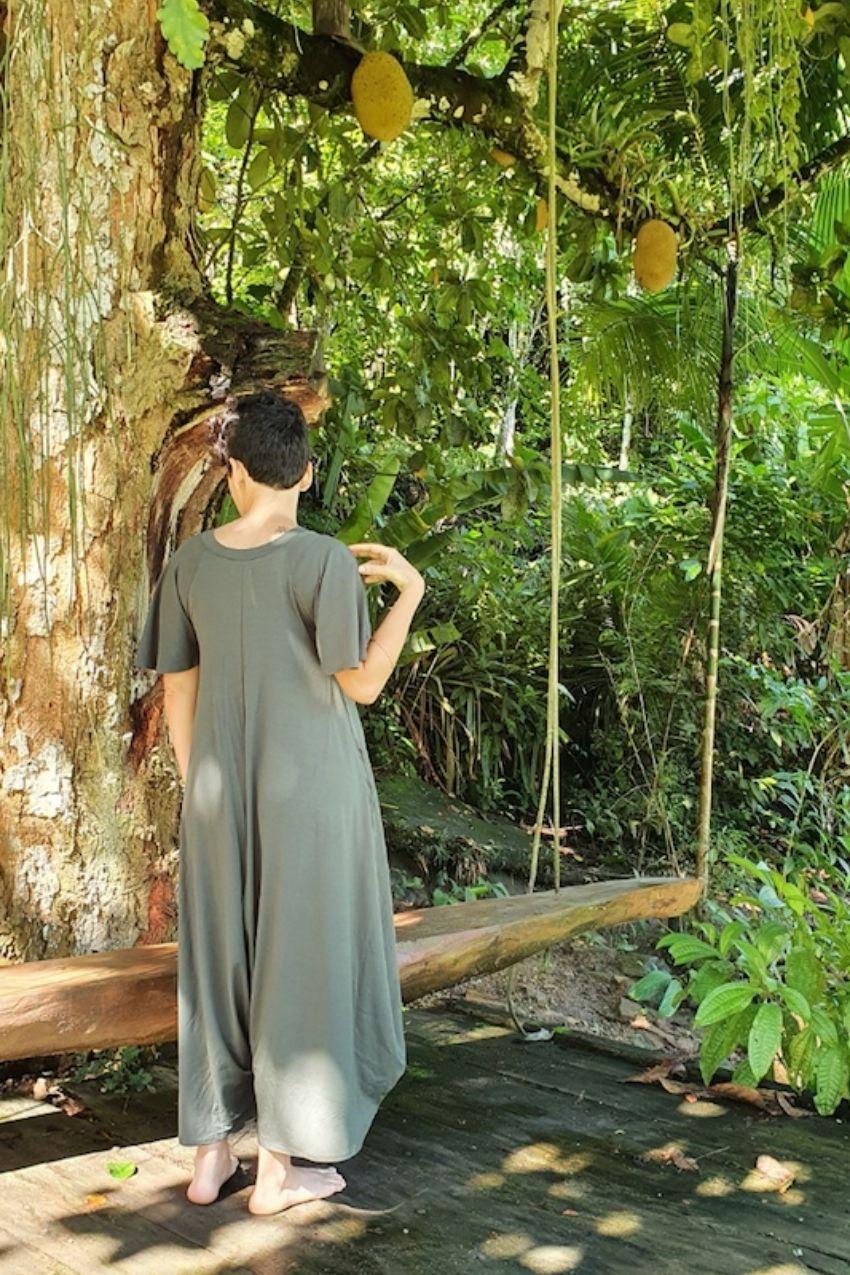 Kit Tamanhos Grandes Cores Escuras - Macacões ByAna