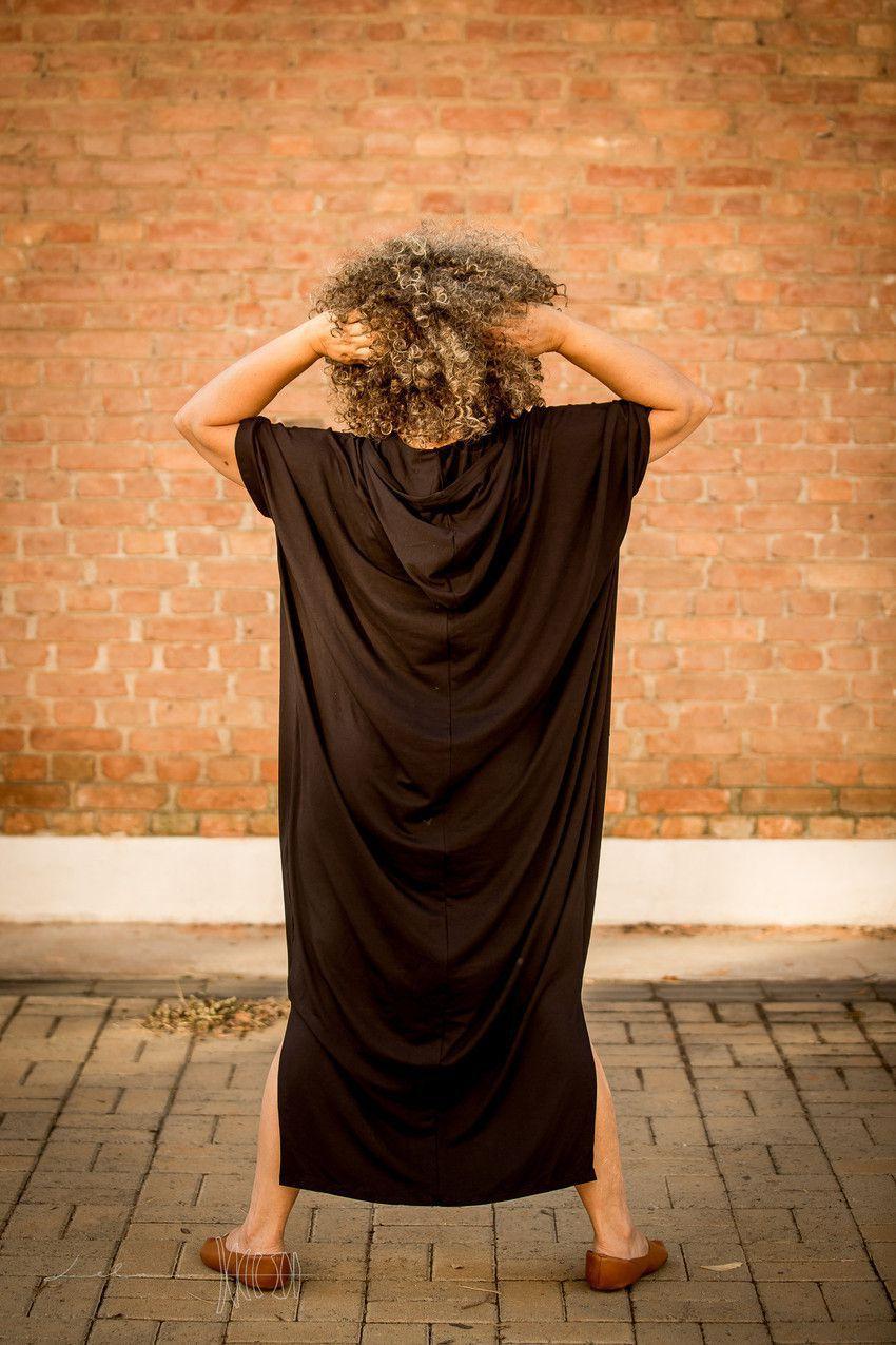 Vestido Brisa Preto