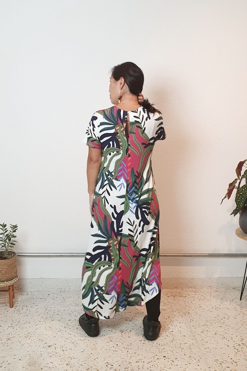 Vestido Vento Estampa 48