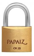 Cadeado CR20 - 20mm - Papaiz