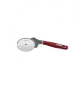 Cortador para Pizza com Lâmina em aço inox  e Cabo em polipropileno - Vermelho - Verano - Tramontina