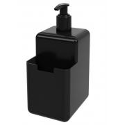 Dispenser 500 ml Single Preto - Coza
