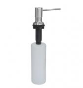 Dosador de Sabão em Aço inox com Recipiente plástico - 500mL - Tramontina
