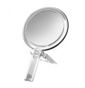 Espelho de Aumento de Mão - Cristal - Beauté - CrysBel