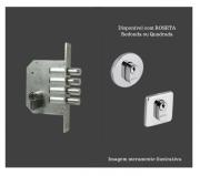 Fechadura Auxiliar - Cilindro 60mm - 4 pinos - 1410 - Quattro - Arouca