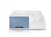 Organizador Multiuso de 1 gaveta Azul - Jacki Design